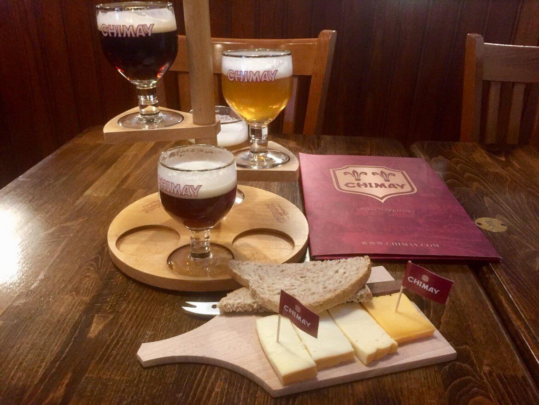Bières de l'abbaye de Chimay - www.labierebaladeuse.com
