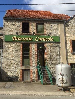 Brasserie Caracole - Falmignoul - www.labierebaladeuse.com