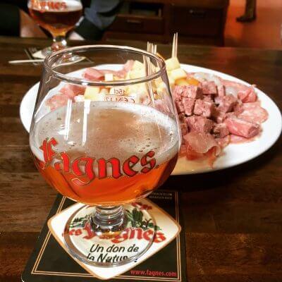 Fagnes Triple - Brasserie des Fagnes - www.labierebaladeuse.com