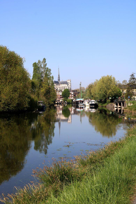 Chemin de Halage - Amiens