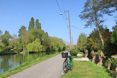 Vélo-route 30 - Amiens à Corbie