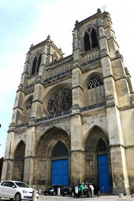 Abbatiale St Pierre de Corbie - Somme